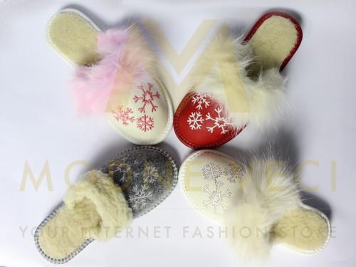 papuce natofle dámske oteplene