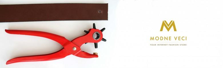 Ako urobiť dierku do opasku