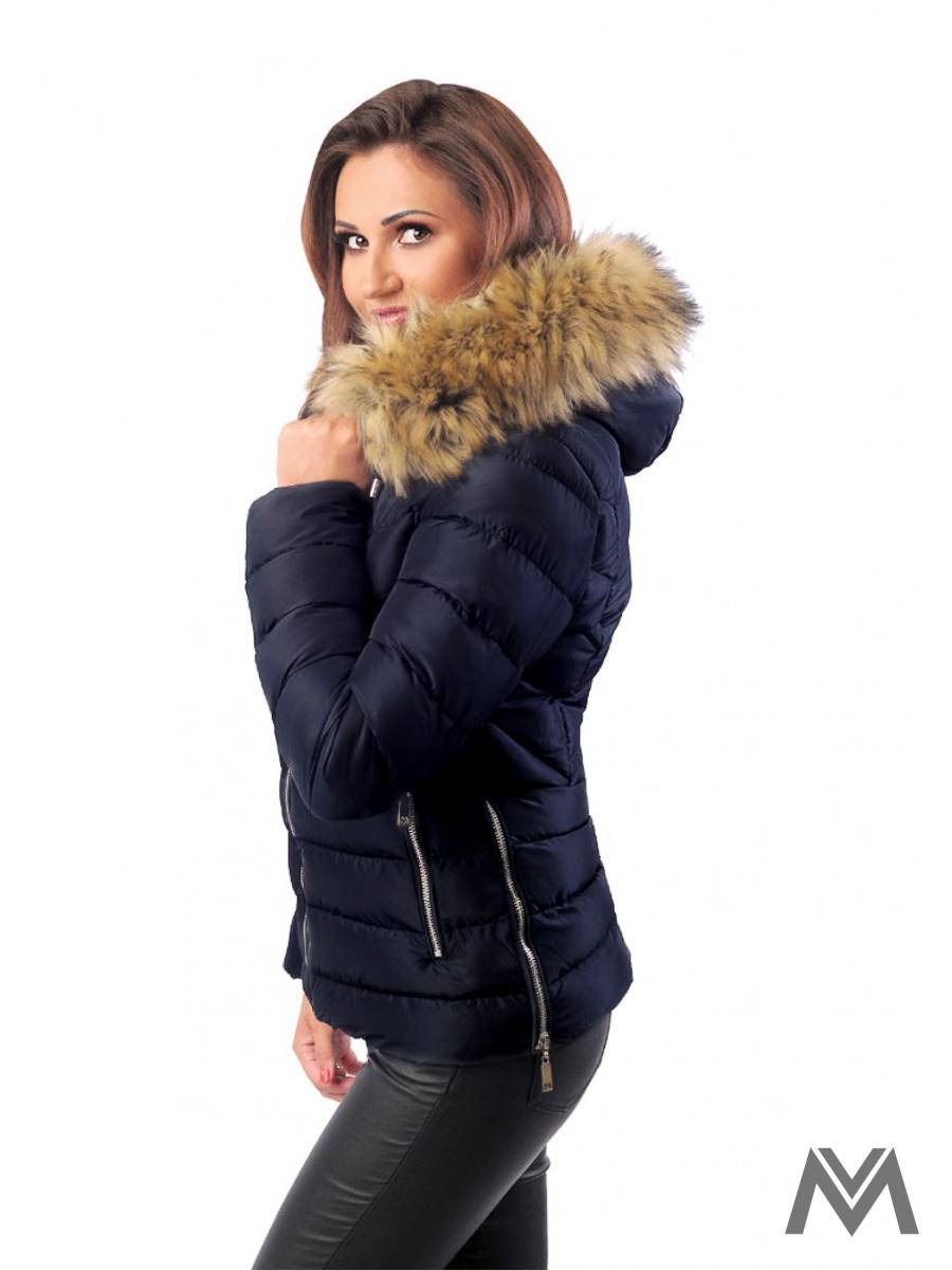 35ae871f9 prešívaná bunda, dámska bunda, bunda na zima, zimušná bunda, lesklá bunda,