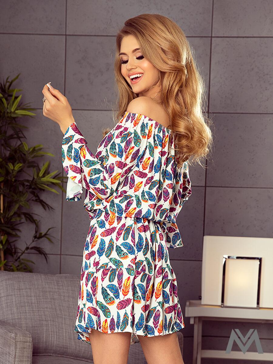Dámske letné šaty Oversize Julie 198-2 farebné 828deb2ea5c