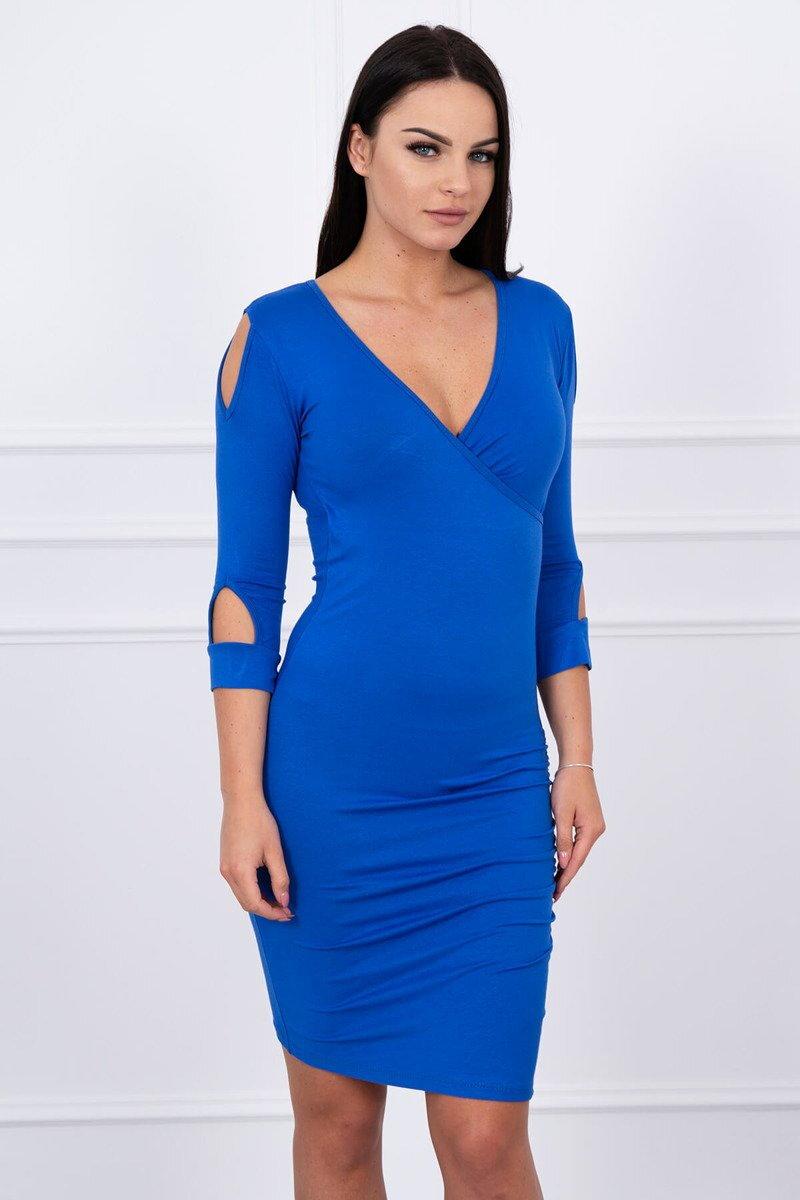 7539884f32eb2 Dámske športové šaty modré   ModneVeci.sk  Doručenie do 24h