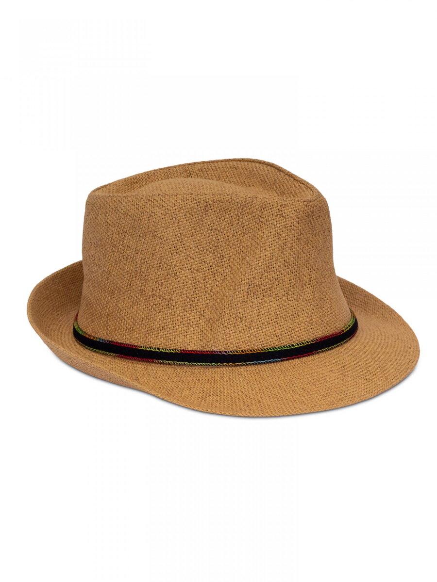 7052f7ead Pánsky slnečný klobúk PK07 - hnedý | ModneVeci.sk | Doručenie do 24h