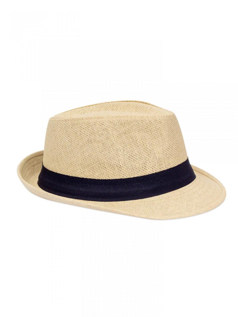 28bd7d8c1 Pánsky slnečný klobúk PK25 - svetlohnedý | ModneVeci.sk | Doručenie ...