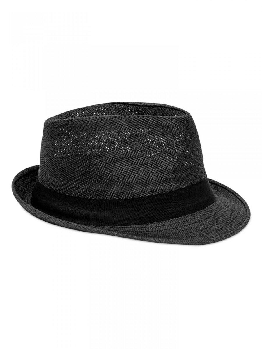 f7c7f1a1f Pánsky slnečný klobúk PK23 - čierny | ModneVeci.sk | Doručenie do 24h