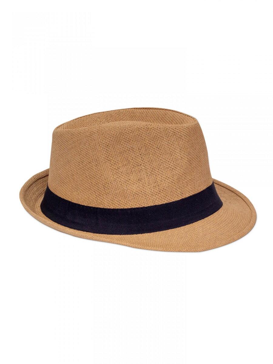43f9f4a49 Pánsky slnečný klobúk PK26 - tmavohnedý | ModneVeci.sk | Doručenie ...