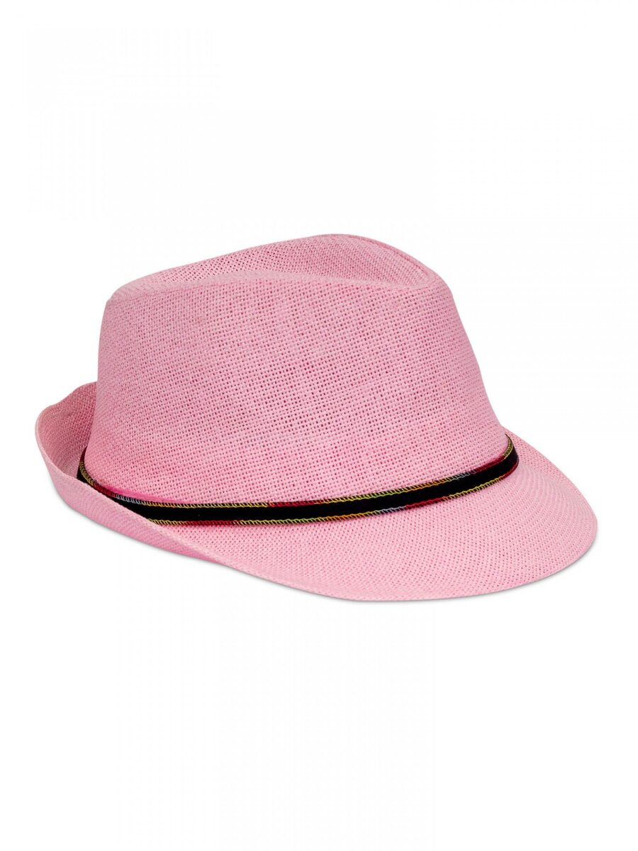67196ad2b Pánsky slnečný klobúk PK12 - ružový | ModneVeci.sk | Doručenie do 24h