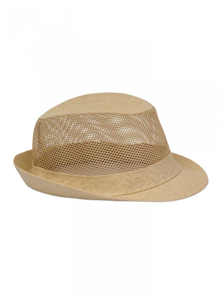 22e3e3a79 Pánsky slnečný klobúk PK21 - svetlohnedý | ModneVeci.sk | Doručenie ...