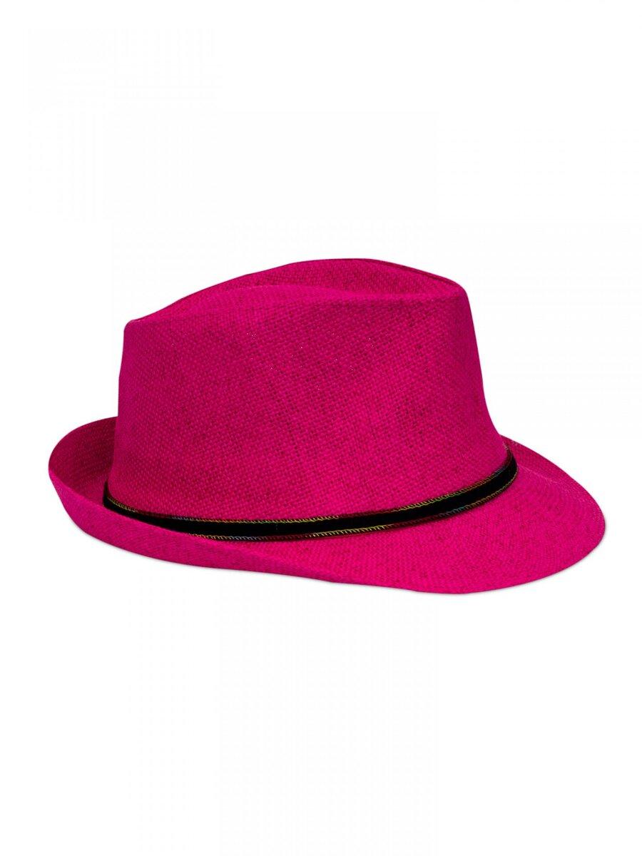 2182c7fdb Pánsky slnečný klobúk PK20 - cyklámenový | ModneVeci.sk | Doručenie ...