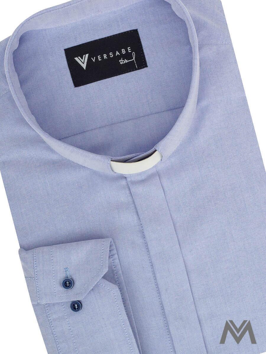 04707f537cd0 Kňazská košeľa VS-PK-1902K svetlo modrá