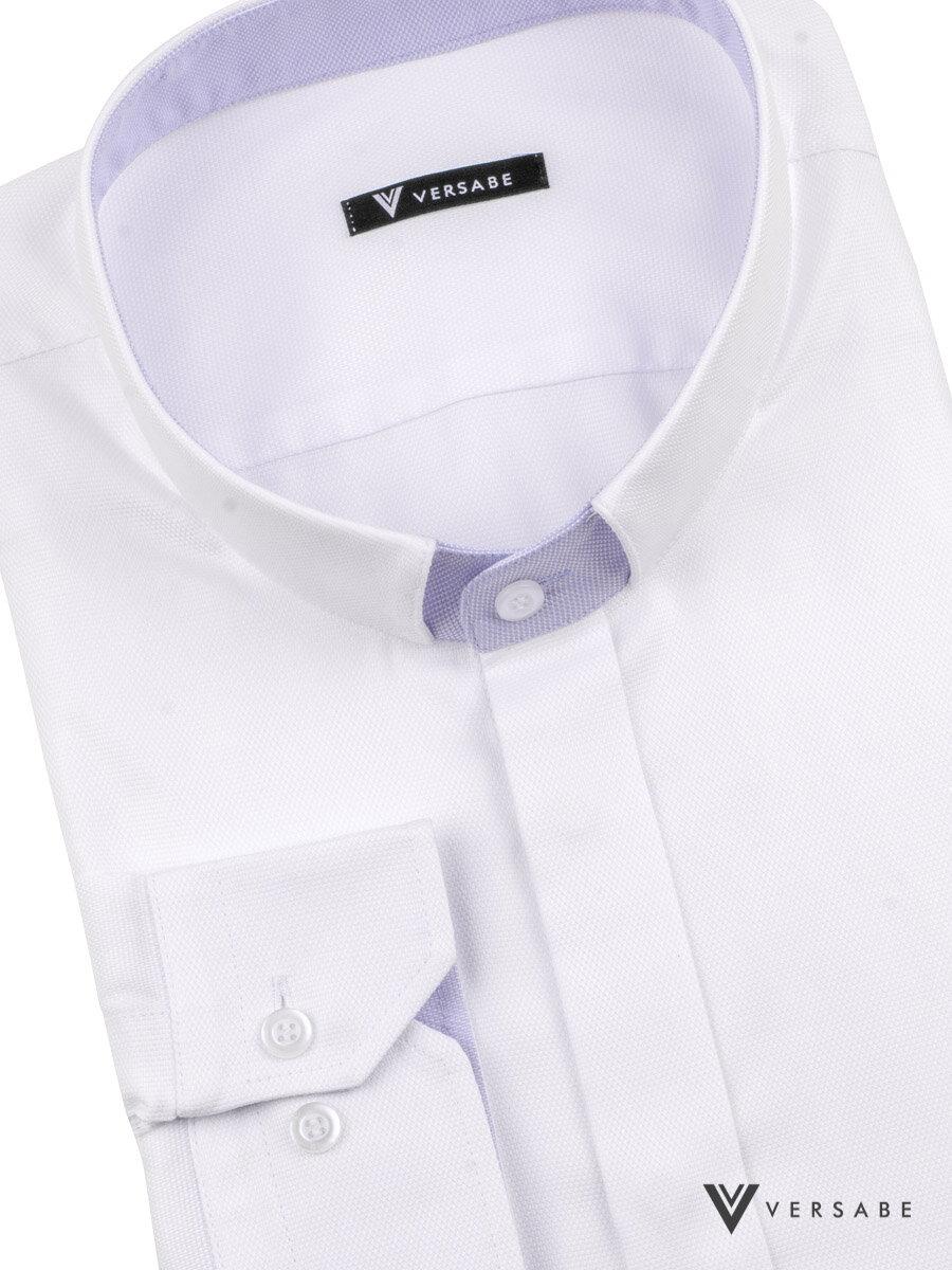 d54259ee8638 Kňazská košeľa VS-PK-1845K biela