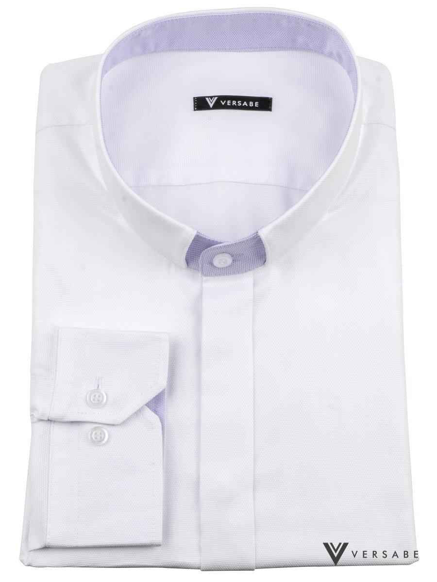 5c7679df271e Kňazská košeľa VS-PK-1845K biela ...