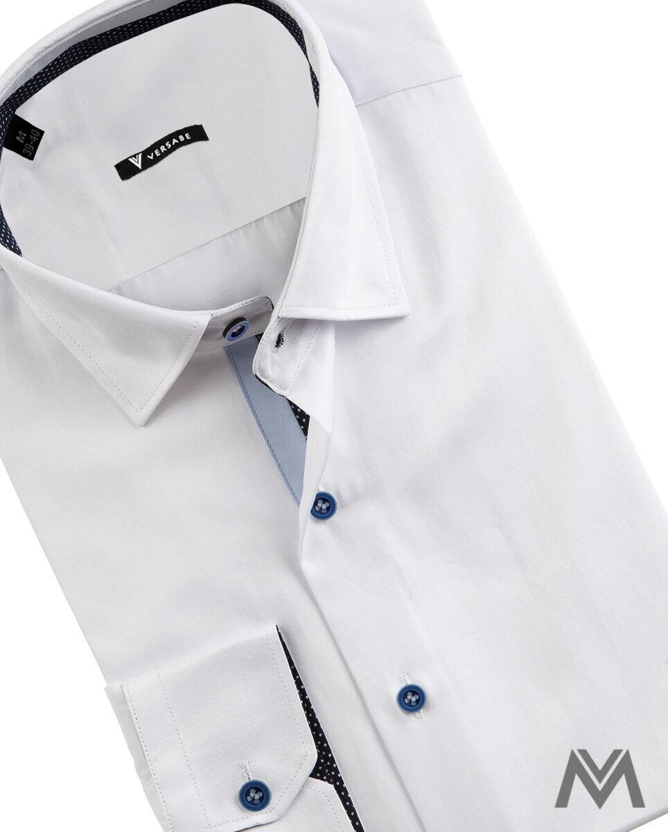8965daf68075 Pánska košeľa v slim fit strihu - VS-PK-1709. Hodnotenie produktu  5 5 (14x)