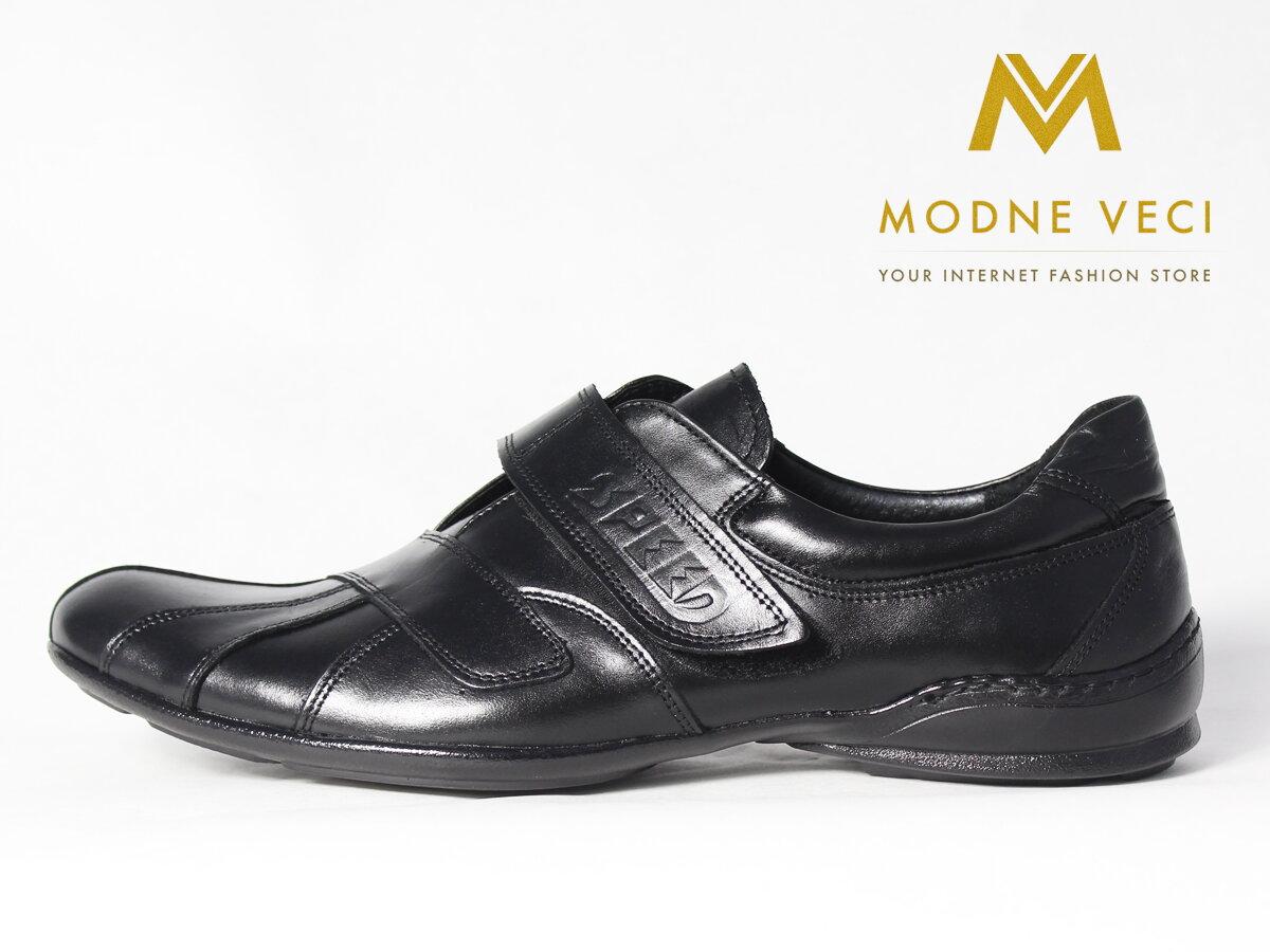 Pánske športové topánky model 97 - čierne a7366da45fa