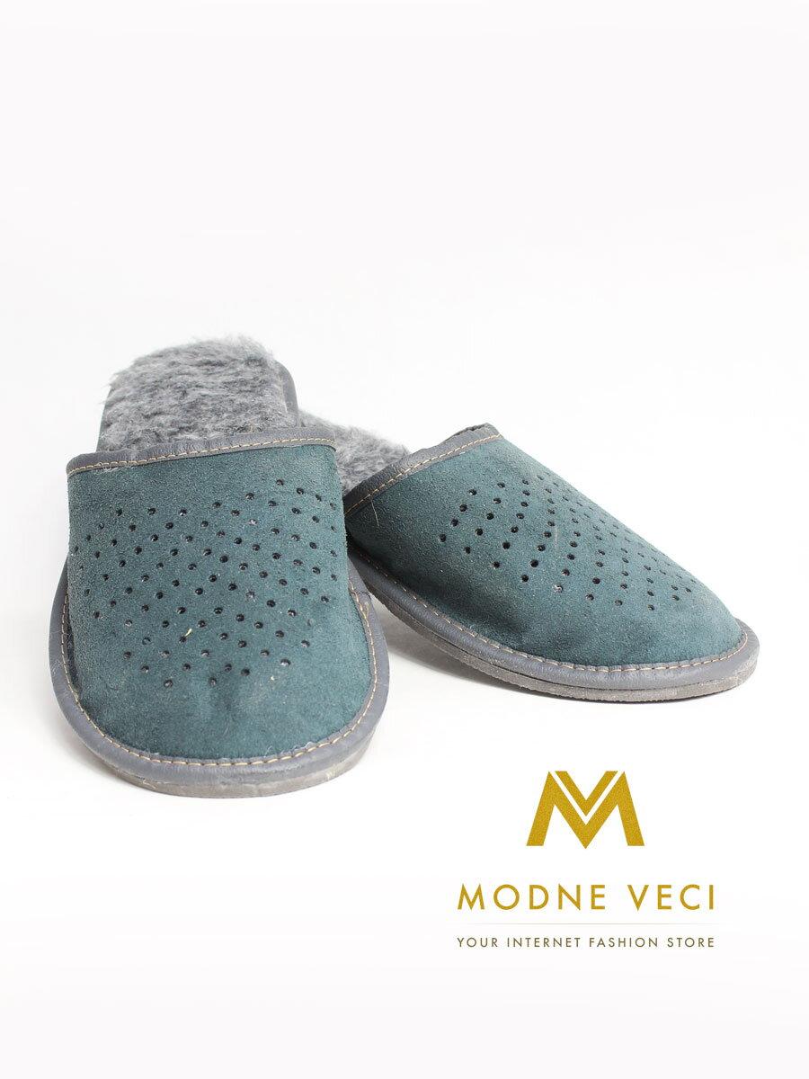 c0d321443928a Pánske kožené papuče Model I 0001   ModneVeci.sk