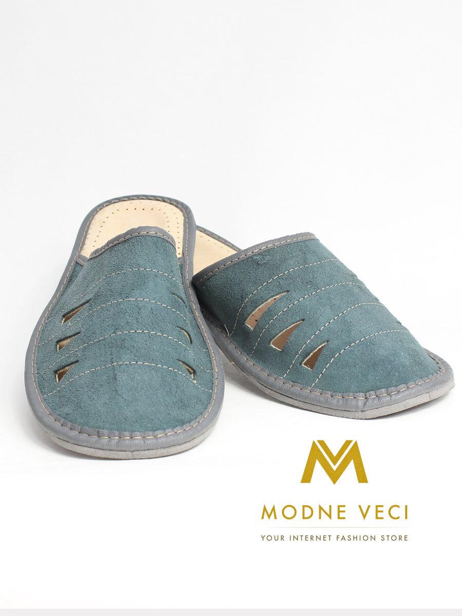 a0c1ad0b093d8 Pánske kožené papuče Model G   ModneVeci.sk
