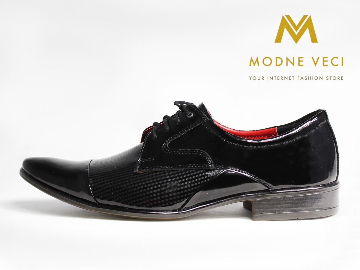 80ed36e7ff Elegantné topánky - kožené model 122