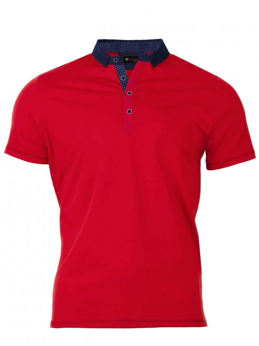 2b0518ecfe0b Pánske Polo tričko Versabe červené VS-PoloM 1905