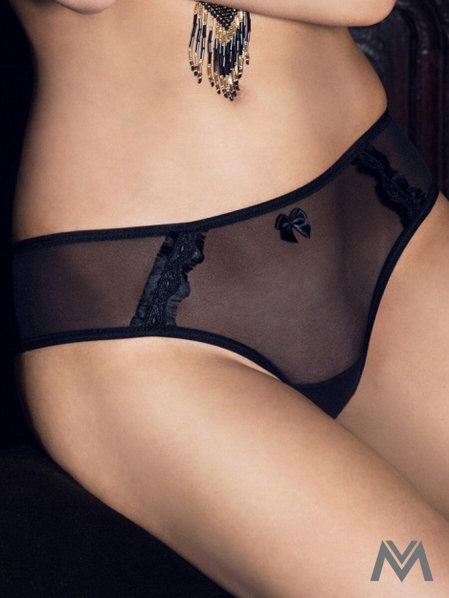 efe6a1138490 Nohavičky Roža Amaranta čierne