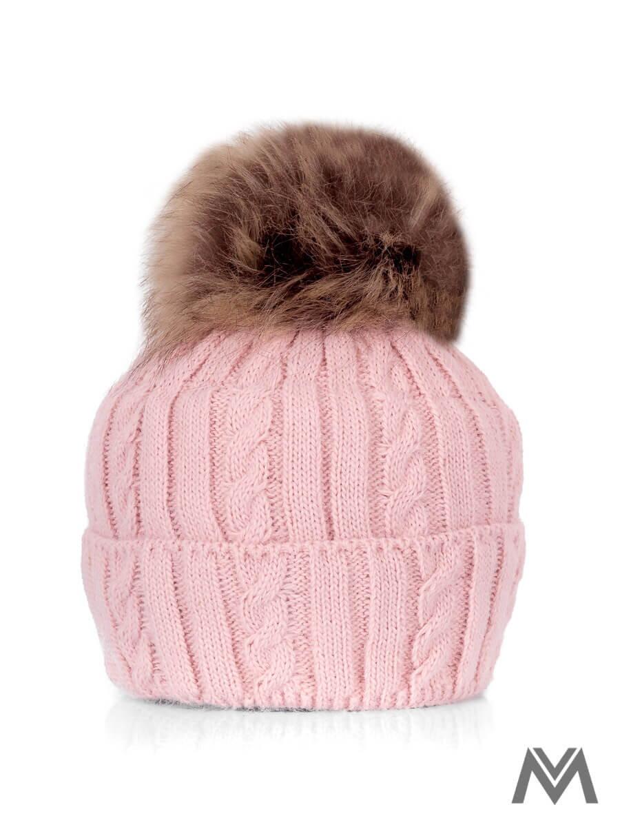 7e424103d Dievčenská čiapka ružová |ModneVeci.sk