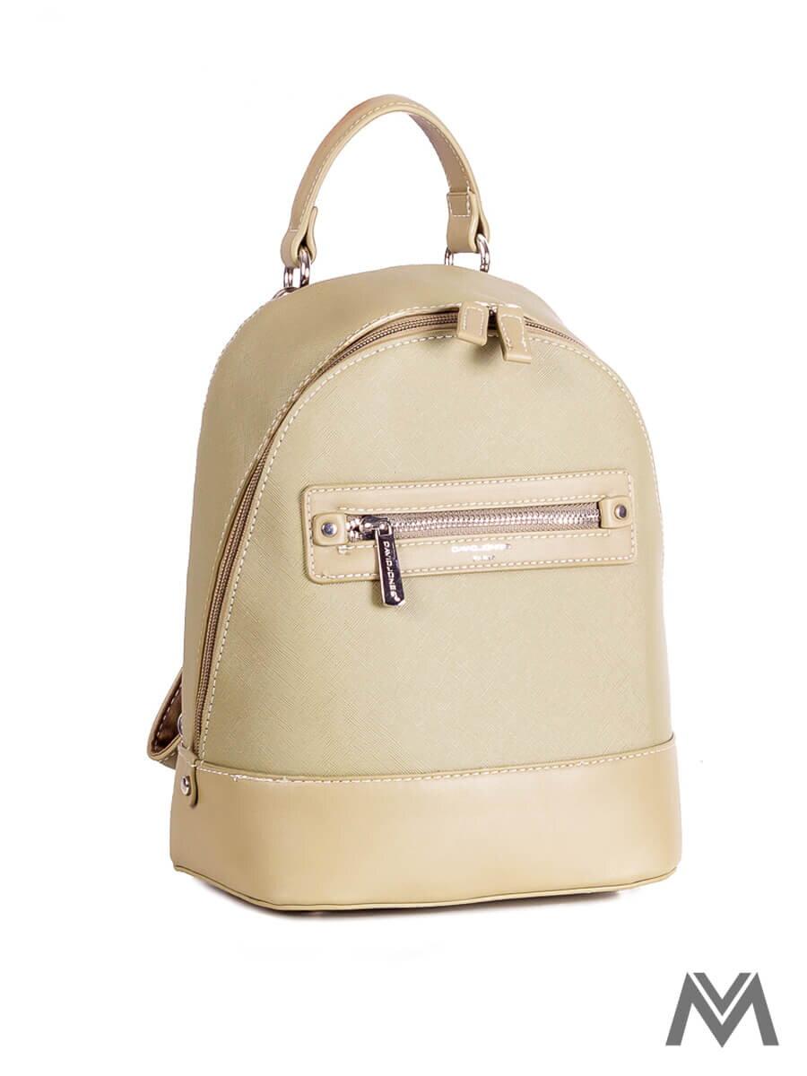 Dámsky ruksak David Jones 5731-2 olivovo-zelená  fa1c698a5d