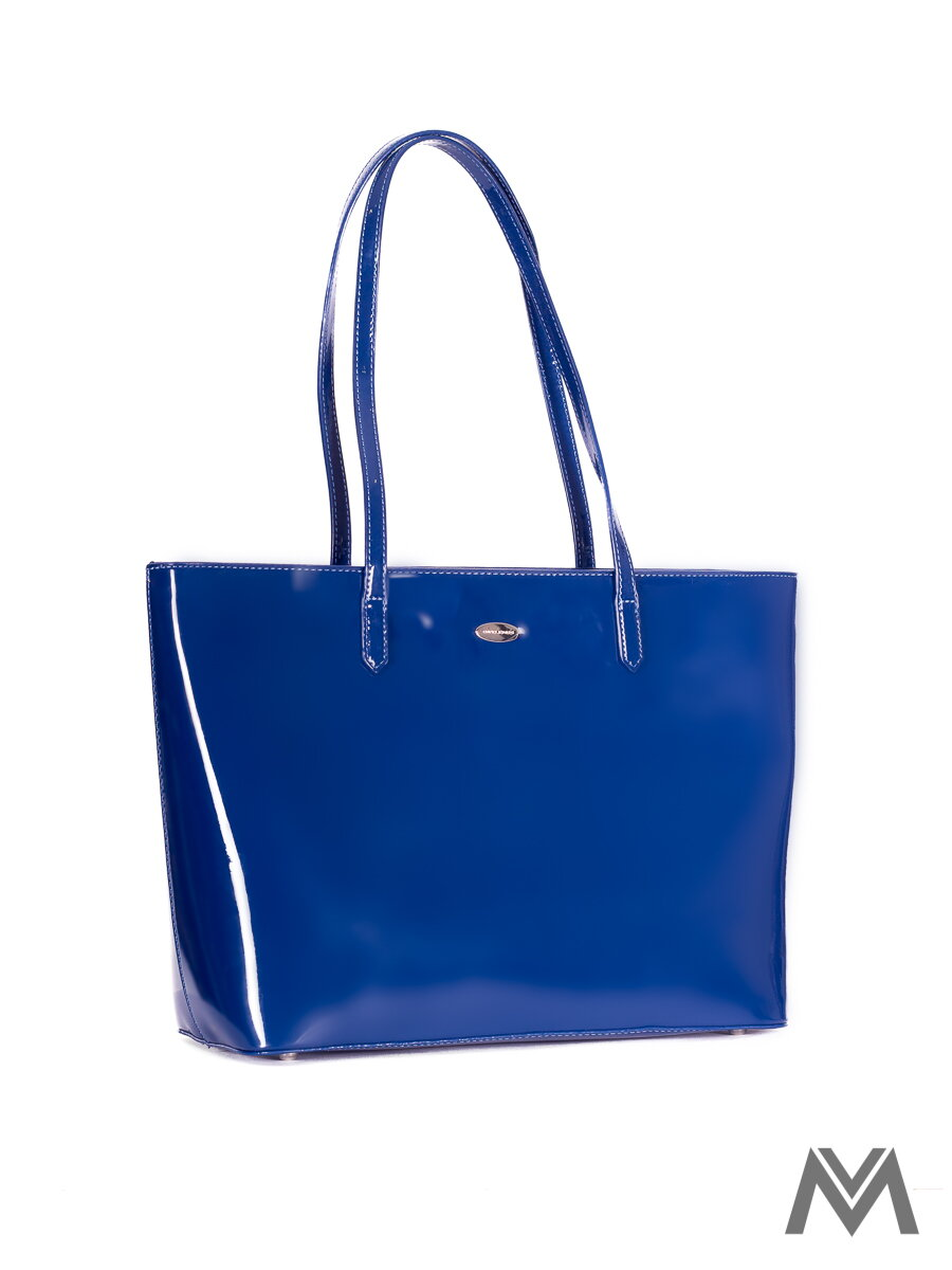 ad3baa0537 Dámska kabelka David Jones CM3856 modrá