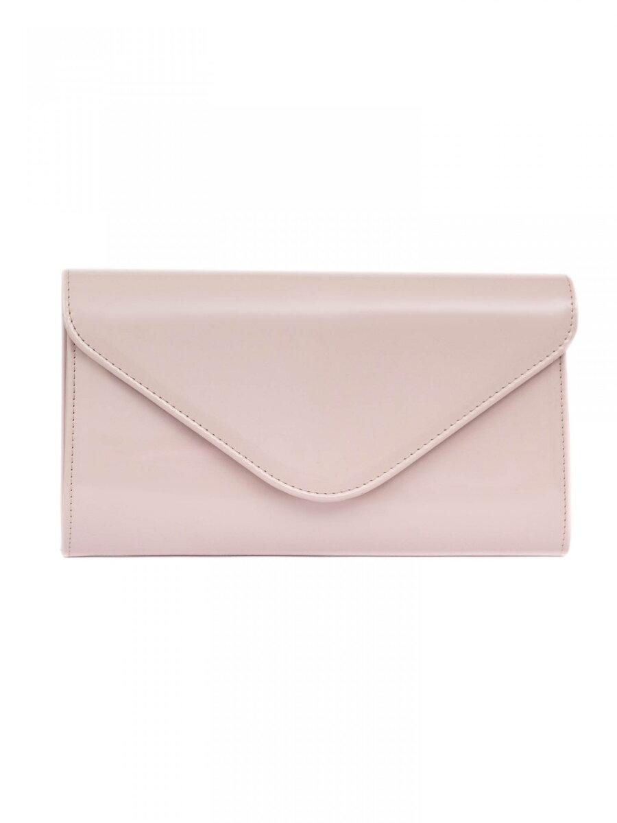 9179be9234 Dámska listová kabelka W25 svetlo ružová