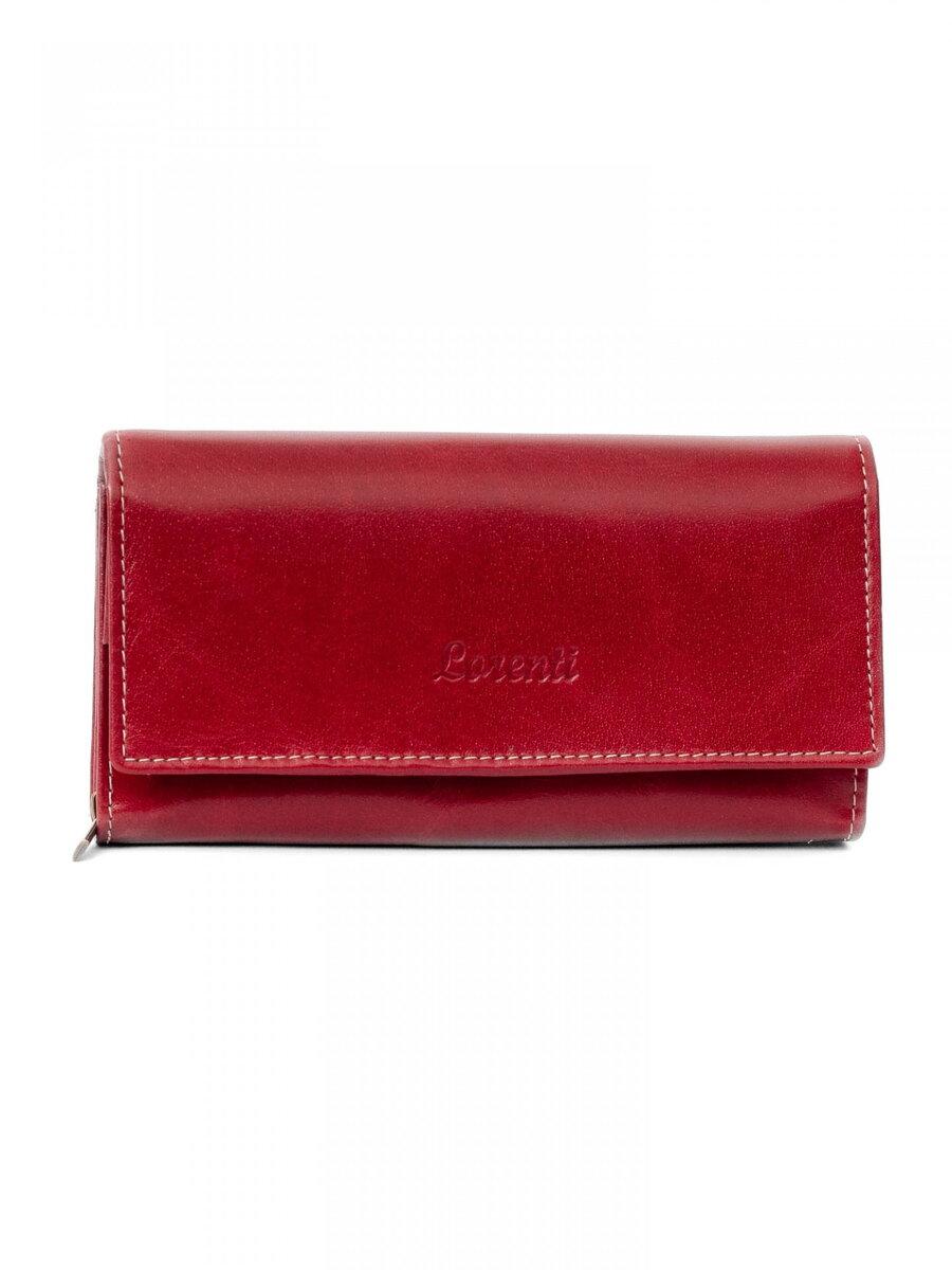 b357a8236d Dámska kožená peňaženka Lorenti RD-12-BAL2 červená