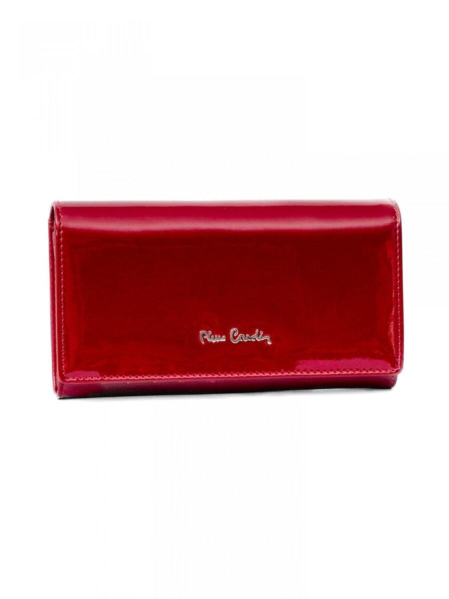 eb5e8e8280 Dámska kožená peňaženka Pierre Cardin 19246 bordová
