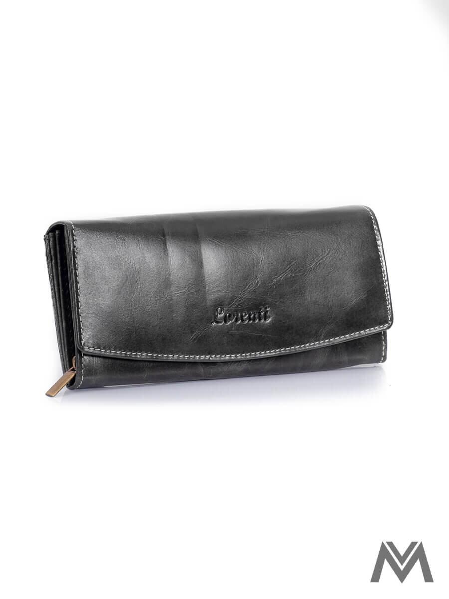 8ce0a16f05 Dámska kožená peňaženka Lorenti RD-11-BAL2 čierna