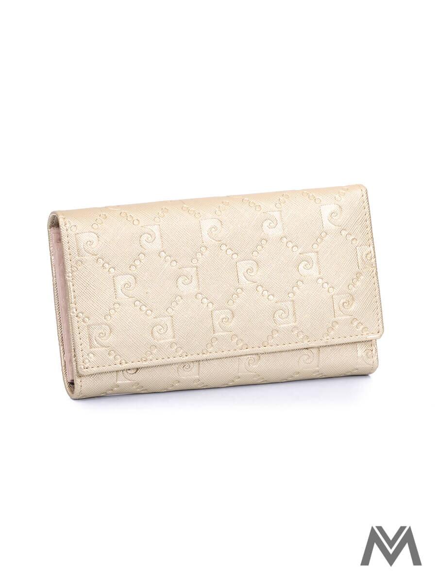 504a94f30 Dámska kožená peňaženka Pierre Cardin PSP79 zlatá   ModneVeci.sk