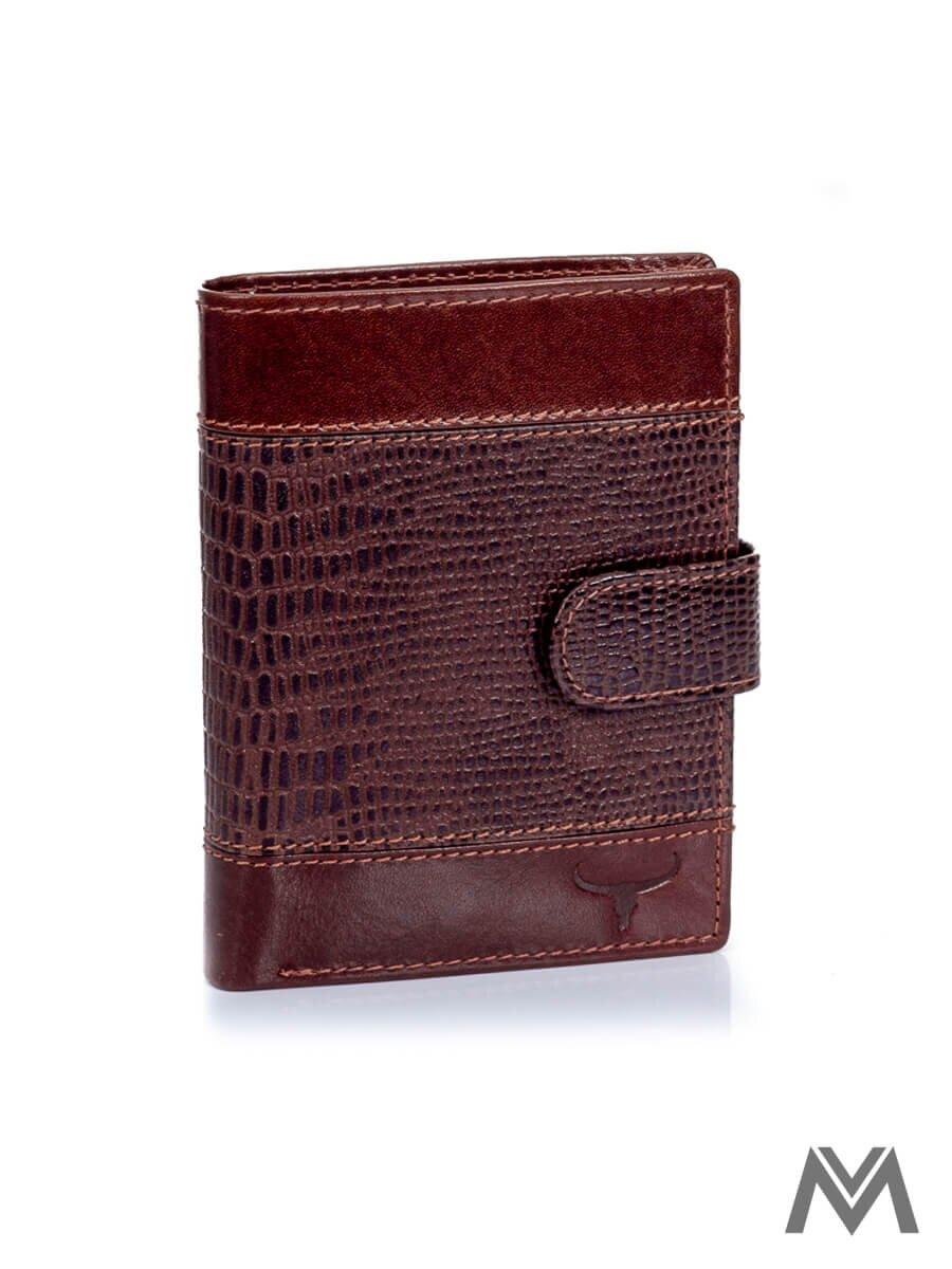 f018a8a91a Pánska kožená peňaženka N890L-VTC hnedá
