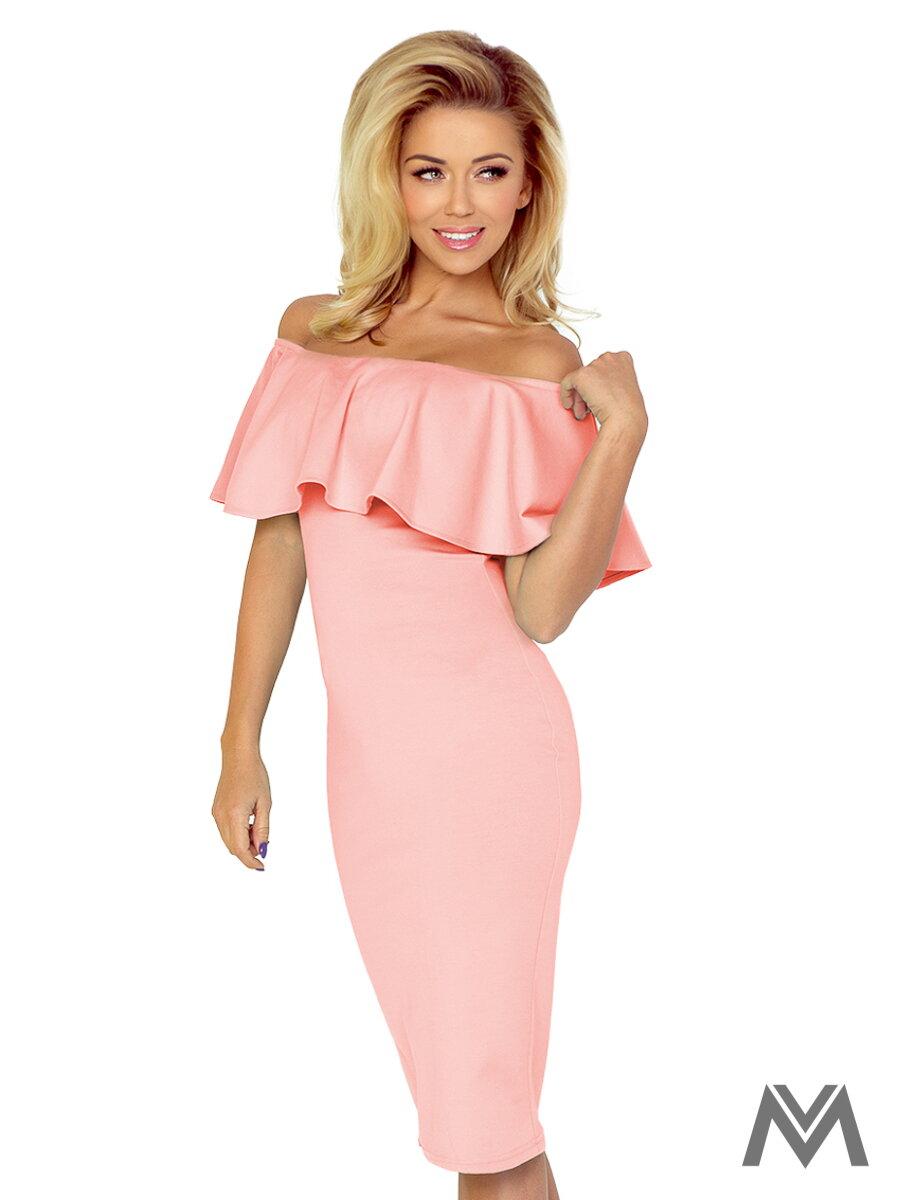 Hispánske šaty 138-8 ružové  ce079b797e1