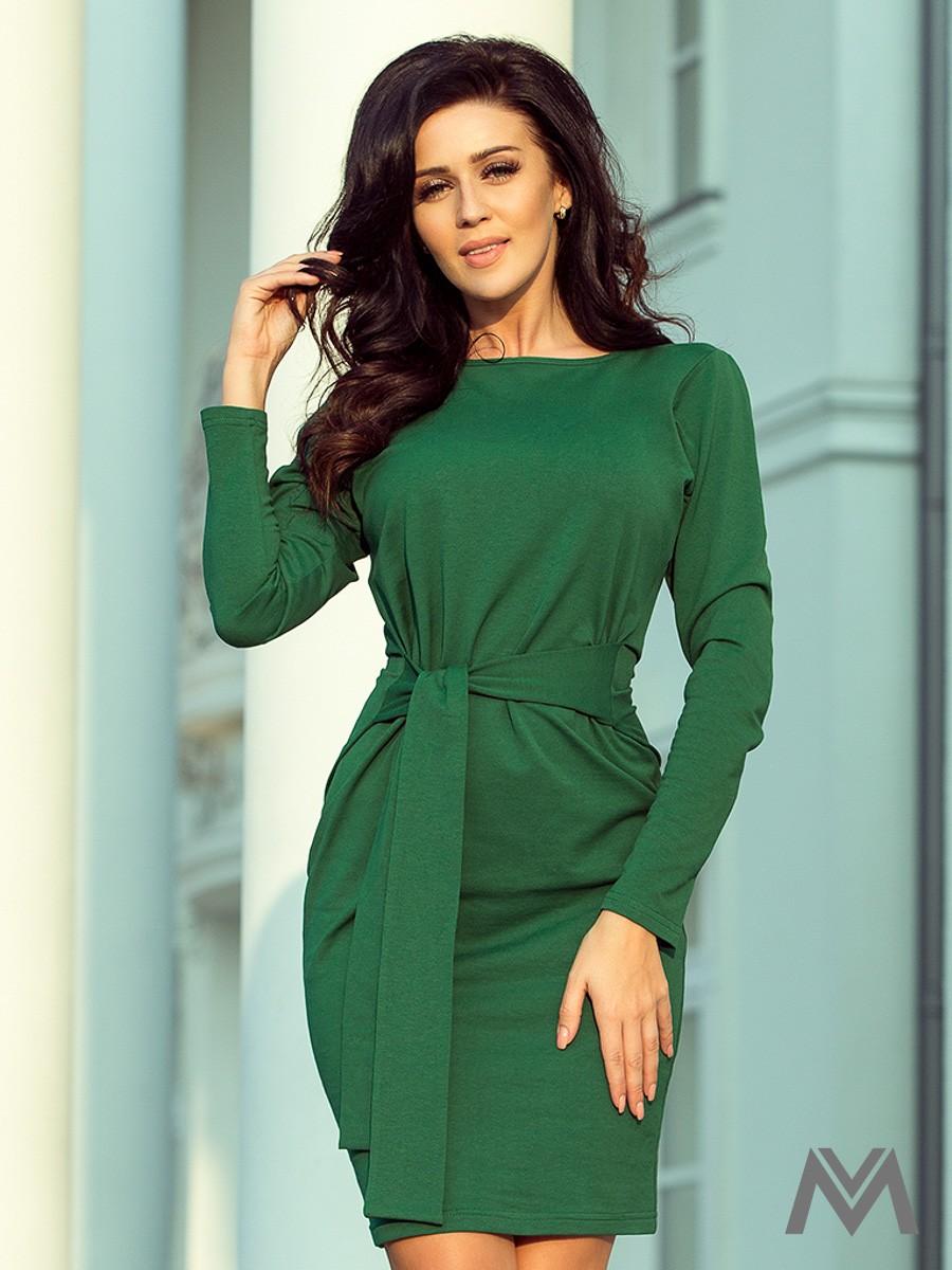 c657e0d272ea Dámske Retro šaty 209-2 zelené