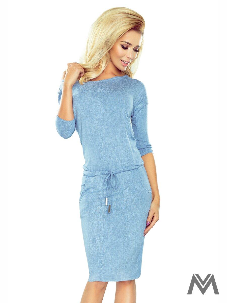 Dámske džínsové šaty 13-80  fefd56cba1