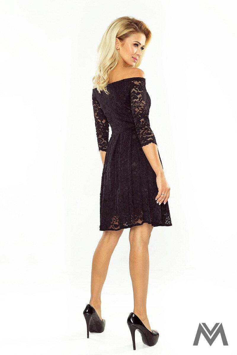5b85e1080465 Nádherné čipkované šaty s odhalenými ramenami 168-1
