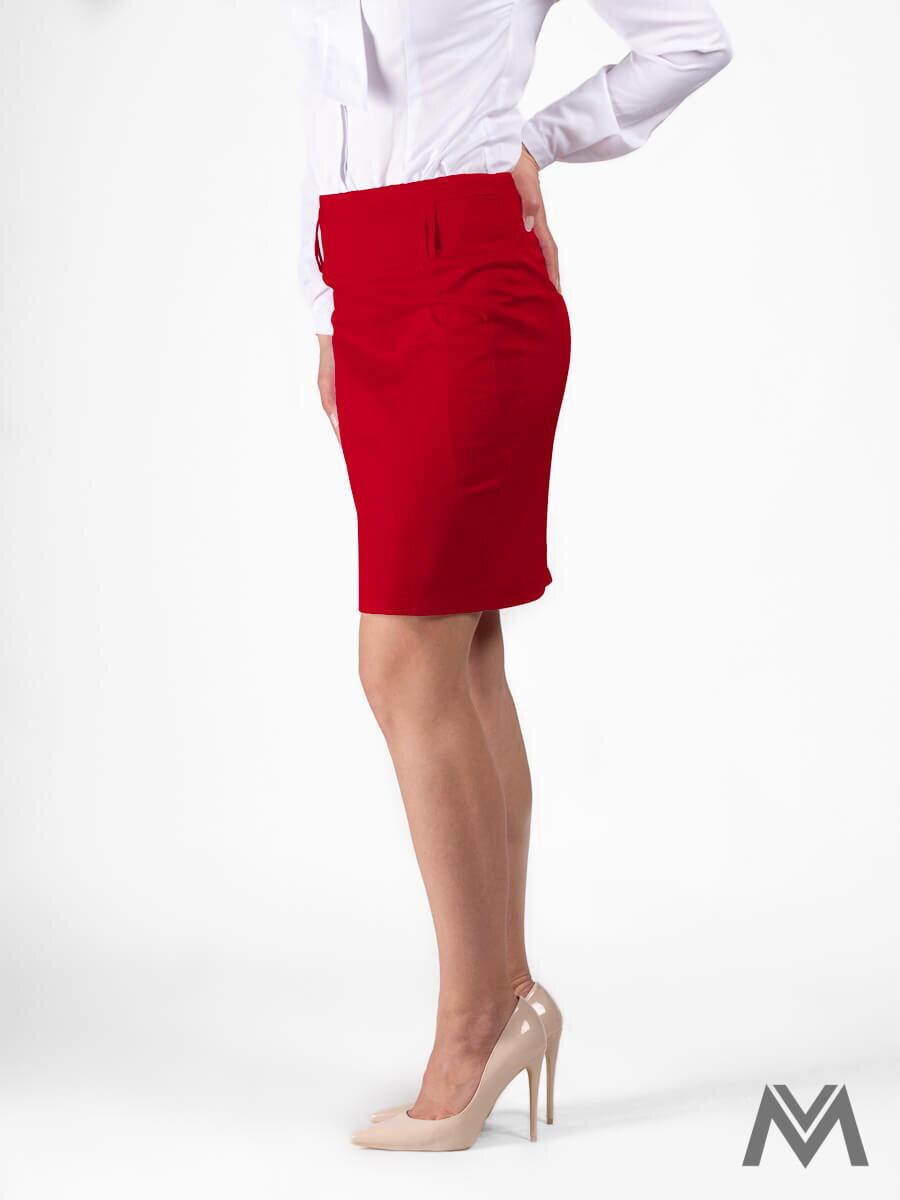 32700f901cc0 Dámska puzdrová sukňa červená VS-SU-1802. Hodnotenie produktu  5 5 (10x)