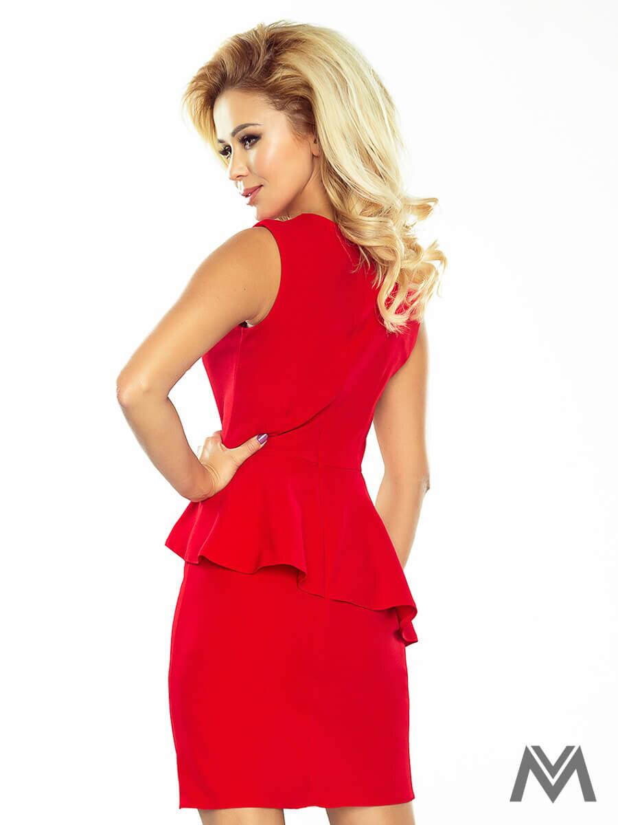d301424f9803 Puzdrové dámske šaty 178-1 červené ...