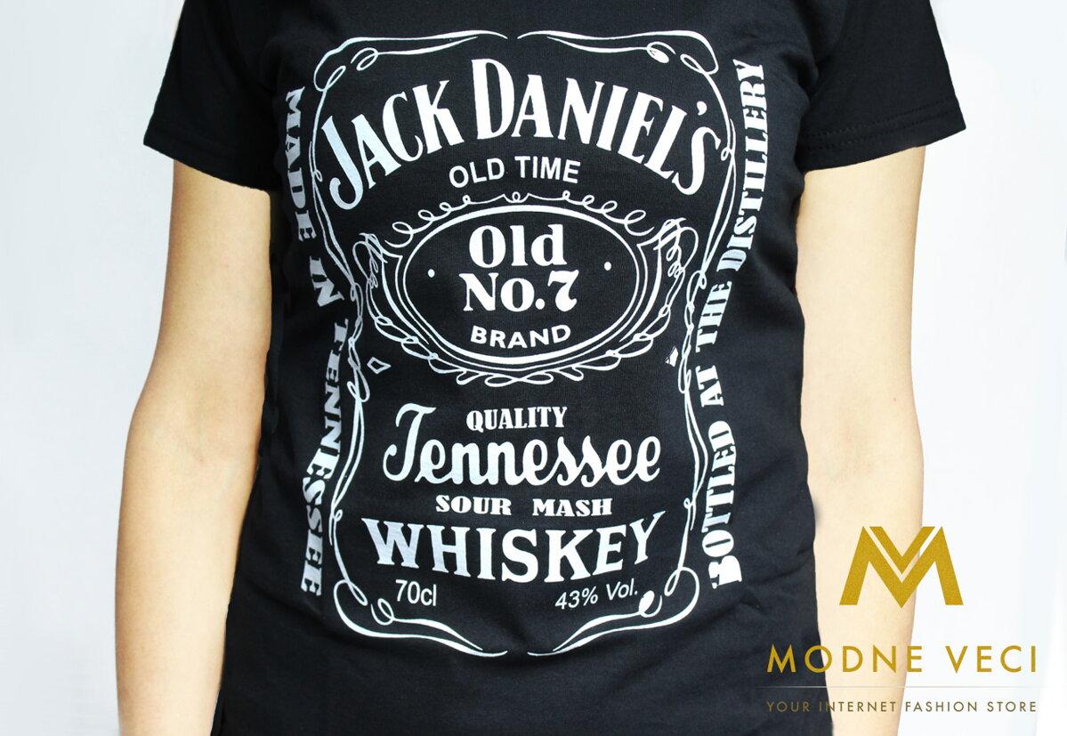 7fdbbf6e47b3 Dámske tričko Jack Daniels ...
