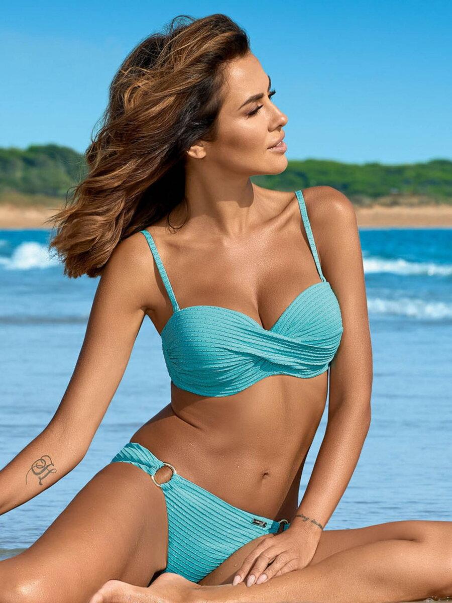 c01221401 Nádherné luxusné dvojdielne plavky 157 Evita-D modré | ModneVeci.sk ...