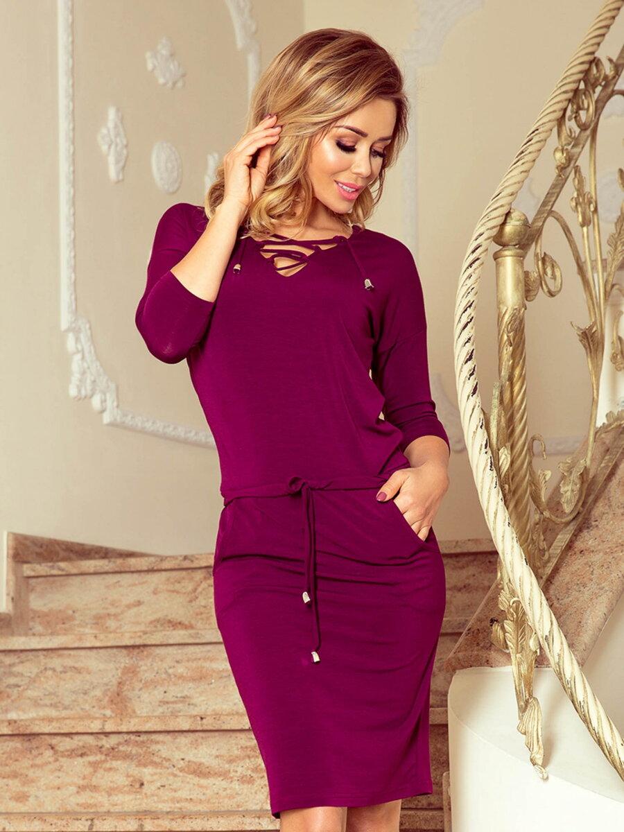 c107f39163 Dámske športové šaty fialová 230-1