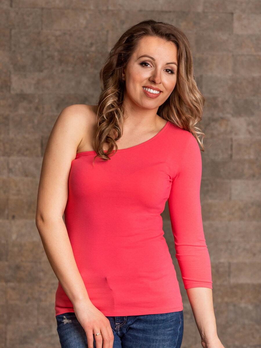 2684c4544160 Dámske tričko DADA ružové VS-DT1909
