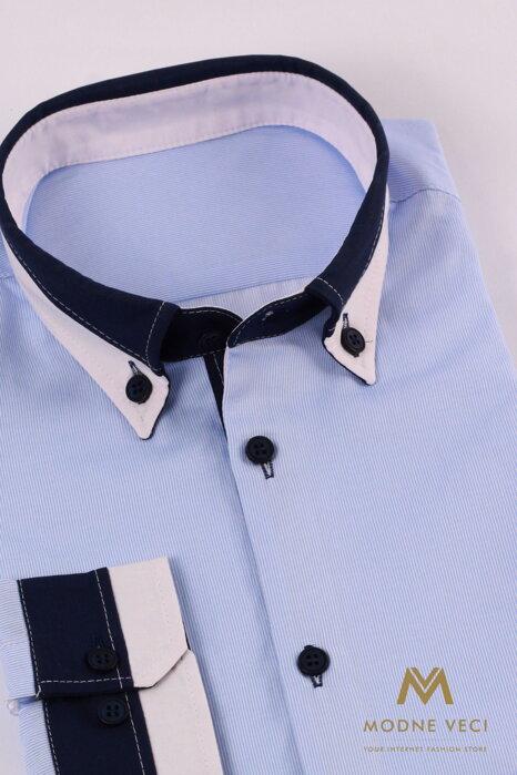 420d035f64cf Pánske košele s dlhým rukávom 2017 priamo do výrobcu