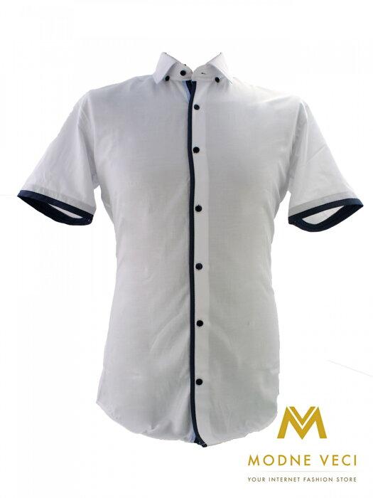 379884724e9d Luxusná pánska košeľa SLIM FIT STRIH 1523-1