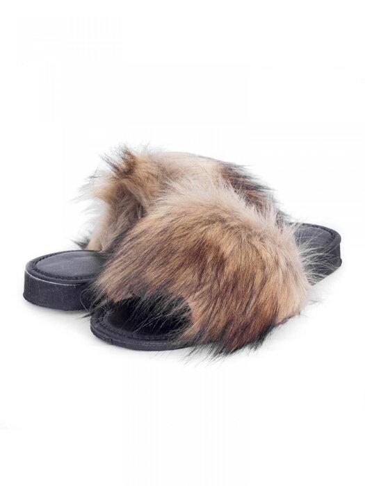 c448f2e043 Dámske kožené Papuče lacnejšie ako na ZĽAVOMATOCH
